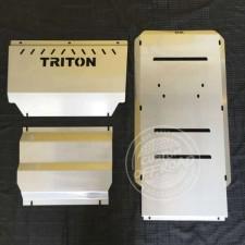 Mitsubishi Triton ML – MN – Front, Diff/Sump and Transmission