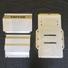 Mitsubishi Triton MQ – Front, Diff/Sump and Transmission