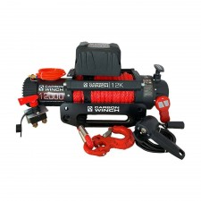 Carbon Winch CW12K 12,000lb 12v 12m Synthetic rope