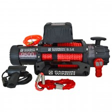 Carbon Winch CW95P 9500lb 12v 12m Synthetic rope