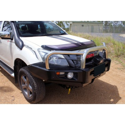Dobinsons Bull Bar Stainless Loop Deluxe Isuzu D Max 2016 on