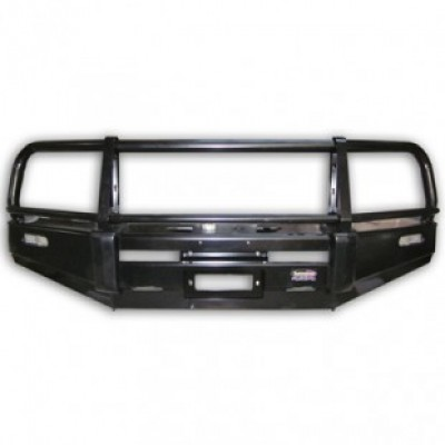 Dobinsons Bull Bar Classic Black Holden Colorado RG 2012 on