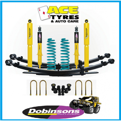 Dobinsons Suspension Kit Mazda BT50 10/11 on