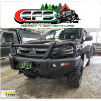 EFS BULL BAR SP1-MITS01 Mitsubishi Triton 2015 on MQ