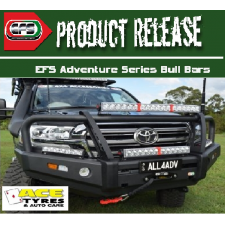 EFS BULL BAR Toyota LandCruiser 200 Series
