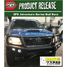 EFS BULL BAR Toyota Hilux up to 7-2015