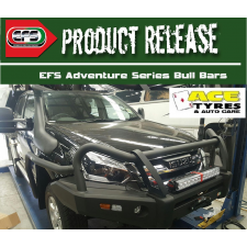 EFS BULL BAR Isuzu DMax 2016 on