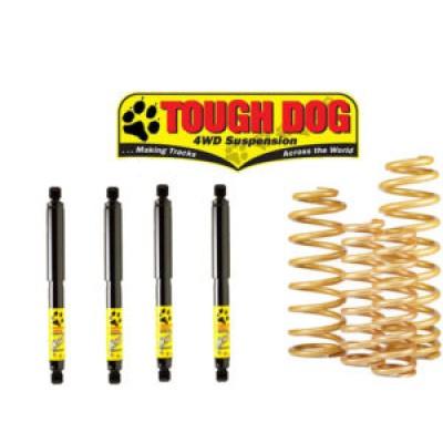 Tough Dog Suspension Kit Jeep WRANGLER TJ 40mm