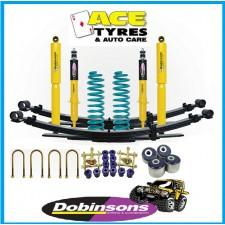 Dobinsons Suspension Kit Landcruiser 76 Series V8 50mm