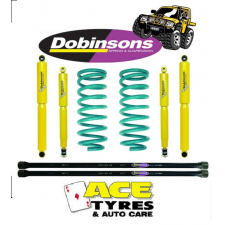 Dobinsons Suspension Kit Toyota L/Cruiser 100 Series IFS