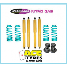 Dobinsons Suspension Kit Suzuki Jimny 98 on 45mm