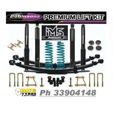 Dobinsons Suspension Kit IMS Landcruiser 76/78/79 Series V8 50mm