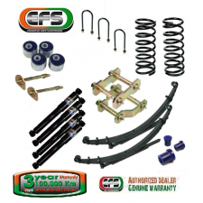 EFS Suspension Kit Toyota Landcruiser 76 series Wagon V8