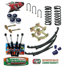 EFS Suspension Kit Toyota L/Cruiser 76 Series V8 XTR Big Bore 50mm'lift