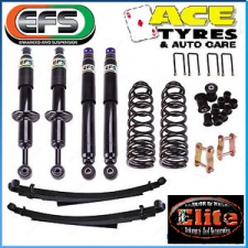EFS Suspension Kit Toyota Hilux GUN 8/15 on 2 inch