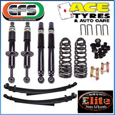 EFS Suspension Kit Holden Colorado RG 7/2012on 45mm