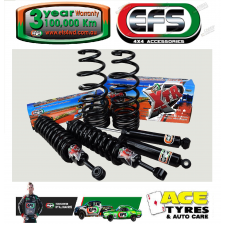 EFS Suspension Kit Toyota PRADO 120 XTR Big bore 40mm
