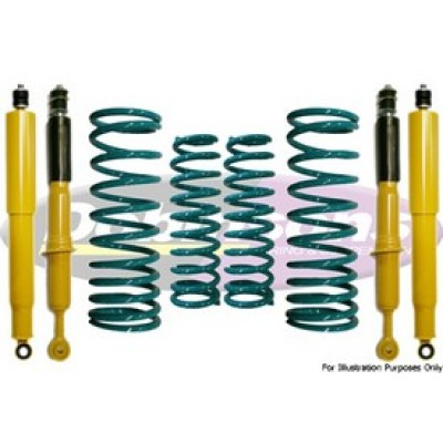 Dobinsons Suspension Kit Jeep Wrangler JK 4Door Petrol
