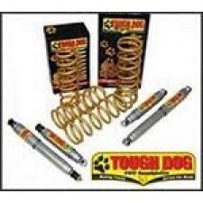 "Tough Dog Suspension Kit Toyota L/cruiser 105 2"" lift 41mm Foam Cell"