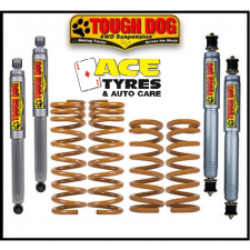 Tough Dog Suspension Kit Jeep Wrangler JK 2D Diesel