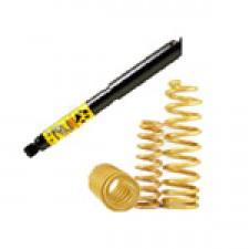 Tough Dog Suspension Kit NISSAN PATHFINDER R50