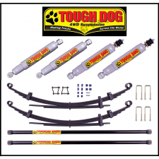 Tough Dog Suspension Kit Holden Rodeo/Colorado RA-RC to mid 2012 Foam Cell