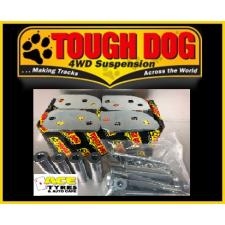 Tough Dog Jimny 2019 on Cross member bracket