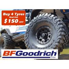 BFGoodrich LT285/65R18 KM3 MT 122Q