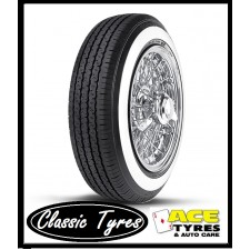 RADAR 185/70R15 98V DIMAX CLASSIC WHITE WALL 20mm