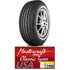 Mastercraft 235/75R15 105S A/S IV USA White Wall