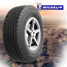 Michelin 225/65R17 LTX Force 102H