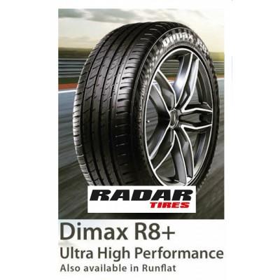 Radar 225/45R18 91Y Dimax R8 RUNFLAT