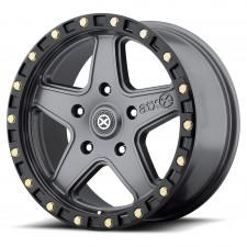 ATX Ravine Gunmetal17x8.5 5x127 +10