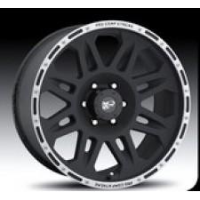 Pro Comp Wheel 17X8 7105 5X127 O Offset