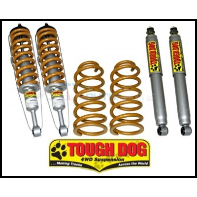 Tough Dog Suspension Kit Holden Colorado 7 7/2012 on 40mm