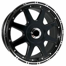 XJ Wheels 18x8.5 5x120 +30 VW Amarok