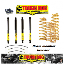 Tough Dog Suspension Kit Suzuki 2019 on Jimny 40mm Kit